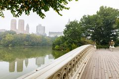 Centraal park in NYC Royalty-vrije Stock Foto