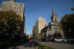 Centraal park van de Stad van New York Stock Foto