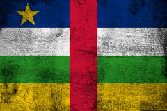 Central African Republic stock illustration