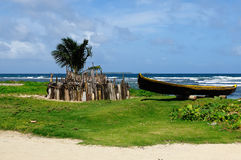 Central America, Panama, San Blas archipelago Royalty Free Stock Photo