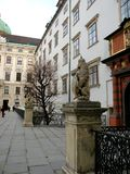 In the central area of Vienna. There are a multitude of museums in Vienna, including the Albertina, the Military History Museum, the Technical Museum, the Burial stock photo