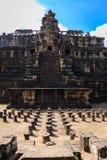 Central av den Bapuon templet i Angkor Thom City Royaltyfria Foton