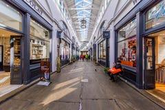 Central aveny i Covent Garden royaltyfri bild