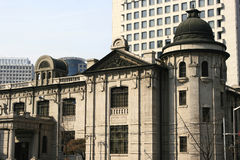 Central Bank of Korea Royalty Free Stock Images