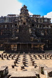 Central of Bapuon Temple in Angkor Thom City Royalty Free Stock Photos