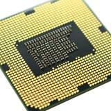 central behandlande enhet för CPU Arkivbilder