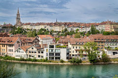 Central Bern, Switzerland Royalty Free Stock Images