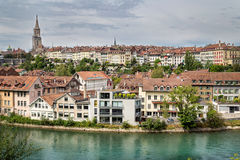 Central Bern, Switzerland Royalty Free Stock Photography