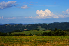 Central Bohemia Uplands. Czech Republic stock images