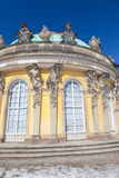 Sanssouci Palace. Potsdam, Germany. Royalty Free Stock Image