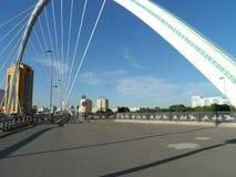 Central bridge Stock Image