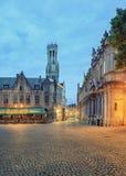Central Bruges Stock Image