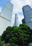 Central Business District, Hong Kong Royalty Free Stock Photography