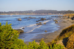 Central California Coast 1 Royalty Free Stock Photography