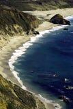 Central California Coast 2. Ocean Waves crashing the California coast Royalty Free Stock Photo