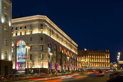 Free Central Children`s Store In Moscow Royalty Free Stock Photos - 85253448