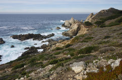 Central Coast, Big Sur Royalty Free Stock Images