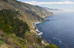 Central Coast, Big Sur Royalty Free Stock Photography