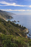 Central Coast, Big Sur Royalty Free Stock Photos