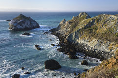 Central Coast, Big Sur Stock Image