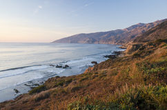 Central Coast, Big Sur, Monterey, California Stock Photos