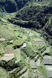Central cordillera rice terraces philippines Stock Photo