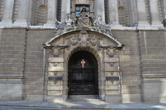 Central Criminal Court London Royalty Free Stock Photography