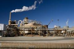 Central de energía Foto de archivo