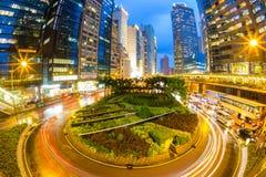Central de Hong Kong Images stock