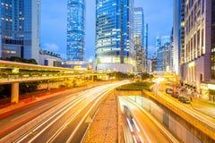 Central de Hong Kong Imagem de Stock