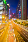 Central de Hong Kong Imagem de Stock Royalty Free