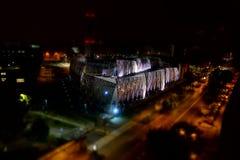 Central de la calefacción urbana en Turín Fotografía de archivo libre de regalías
