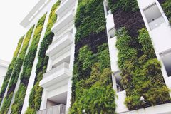 Central 03 de la universidad de Singapur ITE Fotografía de archivo libre de regalías