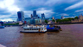 Central de Londres Fotos de archivo