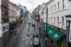 Central Derry Northern Ireland Royalty Free Stock Photography
