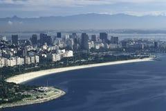Free Central District, Flamengo Beach And Niteroi Bridge, Rio De Jane Royalty Free Stock Image - 44285706