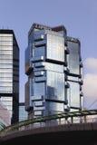 Central District in HONG KONG. Lippo Centre Stock Photos