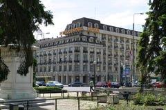 Central do hotel Fotos de Stock