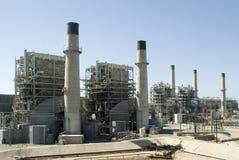 Central eléctrica Foto de Stock
