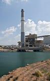 Central eléctrica Fotos de archivo