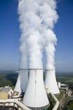 Central eléctrica fotografia de stock royalty free