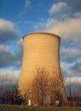 Central eléctrica 4 fotos de stock royalty free