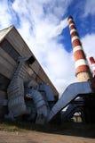 Central eléctrica Fotos de archivo libres de regalías