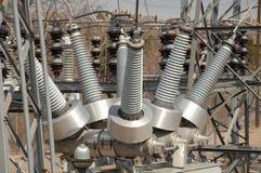 Central eléctrica 5 foto de stock royalty free