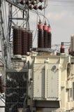 Central eléctrica 6 Foto de archivo