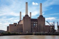 Central eléctrica de Battersea Foto de archivo libre de regalías