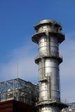 Central eléctrica de Boroa, Amorebieta, Bizkaia Fotografía de archivo