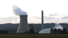 Central eléctrica de carbón metrajes