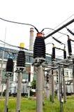 Central eléctrica de la energía y Imagen de archivo