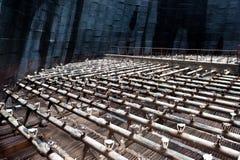 Central eléctrica de la energía y Foto de archivo libre de regalías